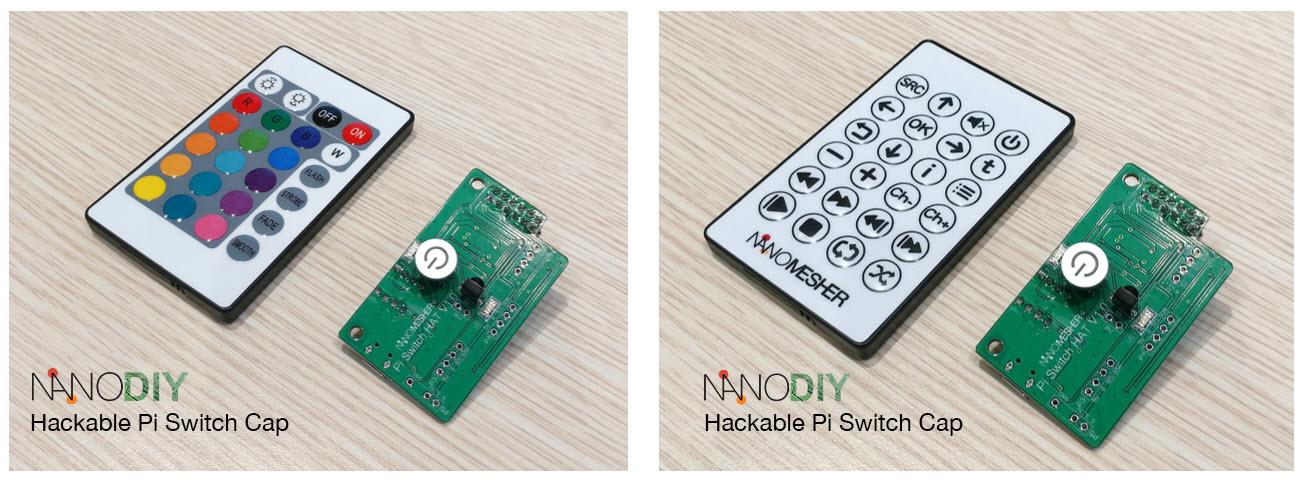 Pi Switch Cap